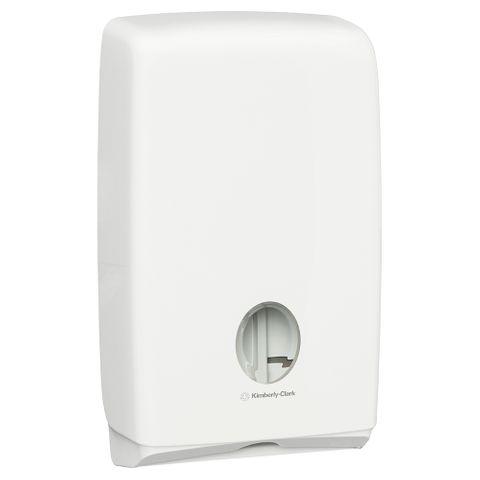 Dispenser Aquarius Hand Towel Compact White