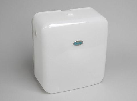 Dispenser Toilet Tissue Roll Jumbo Single White