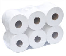 Hand Towel Roll Centre Feed 1 Ply Dri-roll White