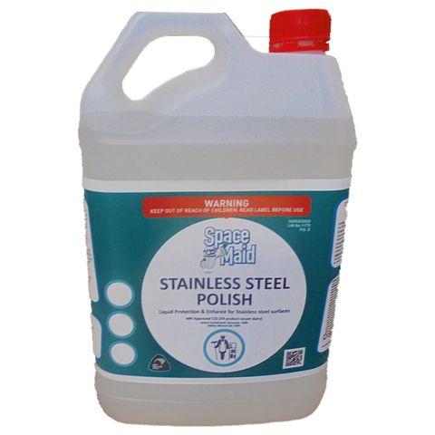 STAINLESS STEEL POLISH 5LTR DG3