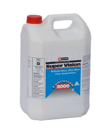 SUPER VISION FLOOR SEALER 5LTR