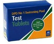 DPD1 TEST TABLETS