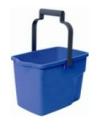 MOP-A-MATIC BUCKET 9L (BLUE)
