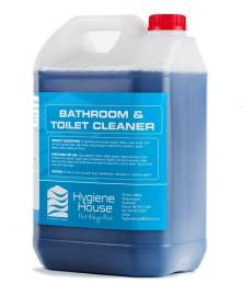 BATHROOM & TOILET CLEANER HH   DG8