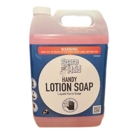 HANDY LOTION SOAP PINK