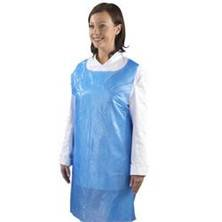DISPOSABLE SMOCK SLEEVE  BLUE