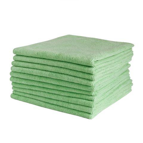 CLOTHS - MICROFIBRE GREEN
