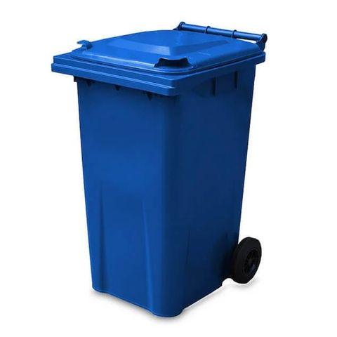 Wheelie Bin 240 Ltr Blue