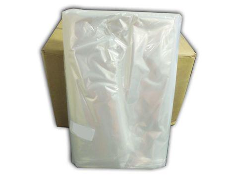 RUBBISH BAGS - CLEAR  80 LITRE CTN