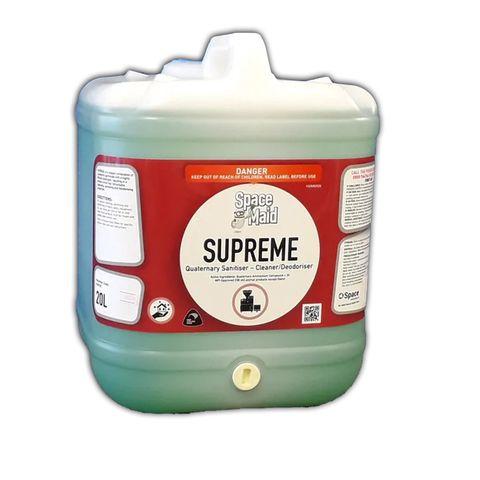 Sanitiser Supreme Quaternary 20Ltr