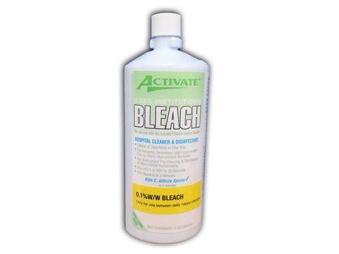 Activate Bleach Bottle Fill 1%