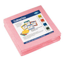 COLOURTEX PINK WIPE PACKET