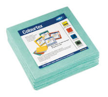 COLOURTEX GREEN WIPE PACKET
