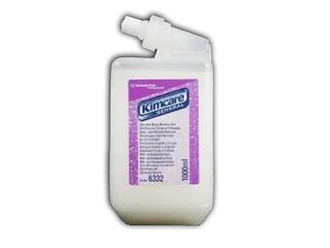 HAIR AND BODY SHOWER GEL SOAP (CTN)