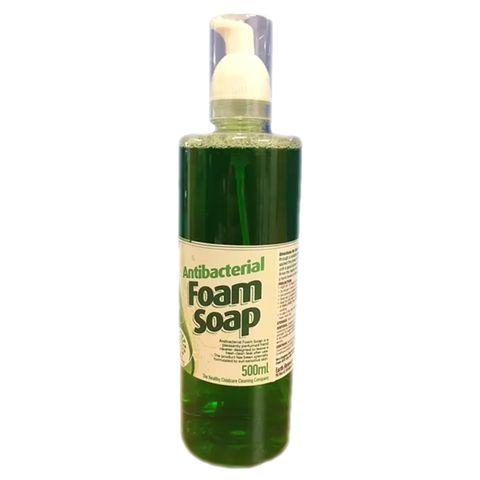 Earth Renewable Soap Hand Antibacterial Foam 500ml