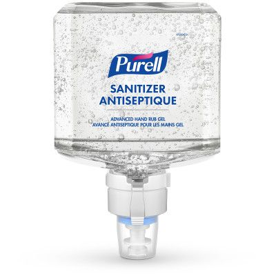 Sanitiser Hand Gel Fragrance Free Purell ES8 Refill - DG3