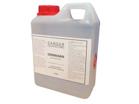 Sanitiser Hand Anti Bacterial 1L Pour In Refill - DG3