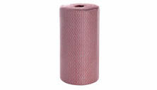 WIPES COLOURED ROLL RED