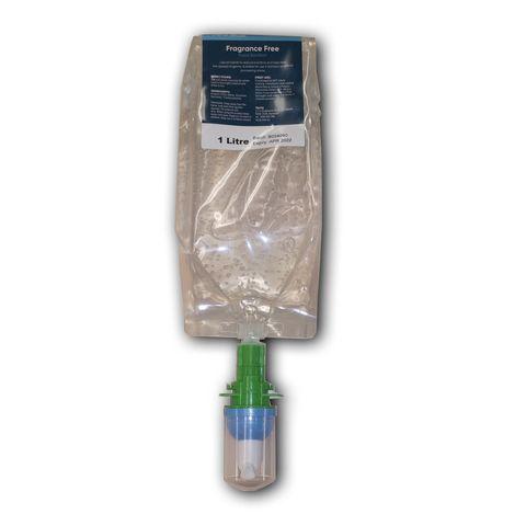 Verla Sanitiser Frag Free Manual Refill 1L