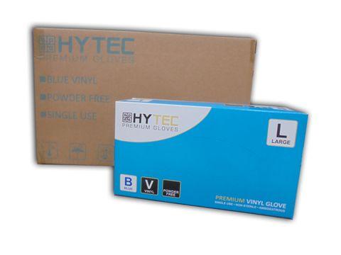 Gloves Vinyl Powder Free Large Carton