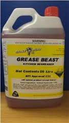 LABEL GREASE BEAST