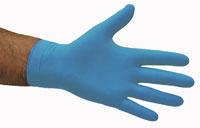 Gloves Nitrile Powder Free X-Large Selfgard Medical Carton
