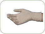 Gloves Vinyl Low Powder Medium Box