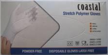 Gloves Stretch Polymer Powder Free Medium
