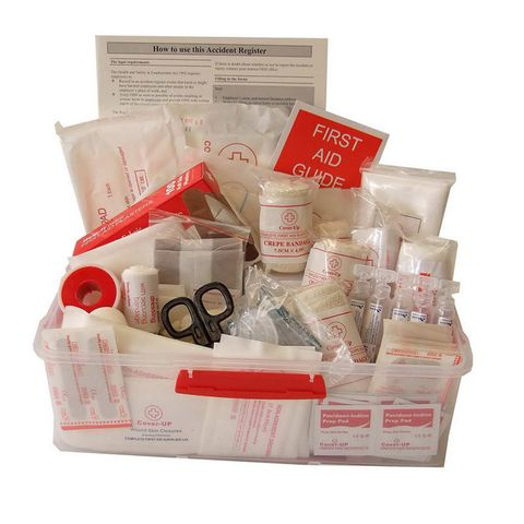SMALL INDUSTRIAL FIRST AID KIT