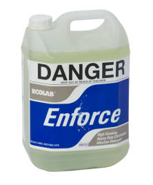 ENFORCE FLOOR CLEANER 5LTR   DG8