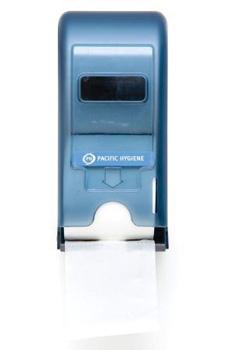 Dispenser Toilet Tissue Roll 2 Drop Down