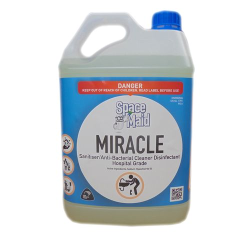 MIRACLE THICKENED BLEACH HH 5LTR  DG9