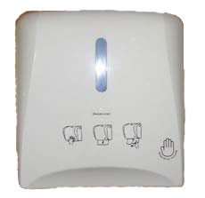 Dispenser Hand Towel Roll Hands Free Feed