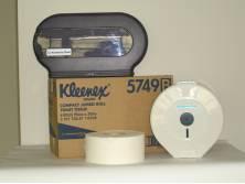 Toilet Tissue Roll 2 Ply Jumbo Kleenex