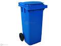 WHEELY BIN 120 LTR ROTAFORM (BLUE)
