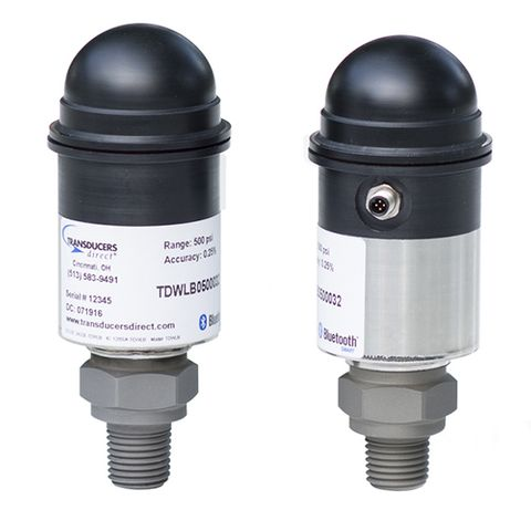 Wireless Pressure Transducers