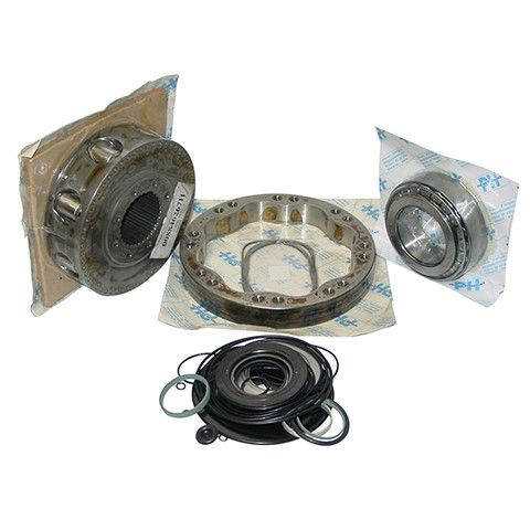 Poclain Radial Piston Motor Parts