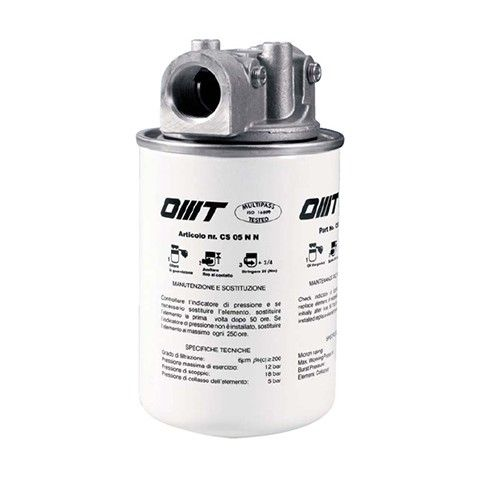 OMT Return Filters