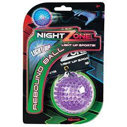 NIGHTZONE REBOUND BALL