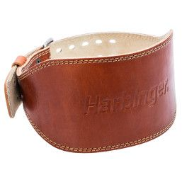 """6"""" OILED LEATHER BELT"""