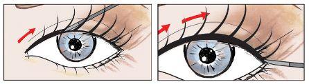 blinc long lash diagram