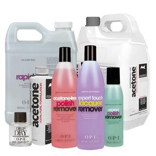 Assorted Liquids