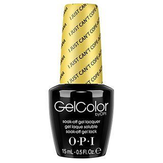 I JUST CANT COPE-ACABANA 15ml GELCOLOR