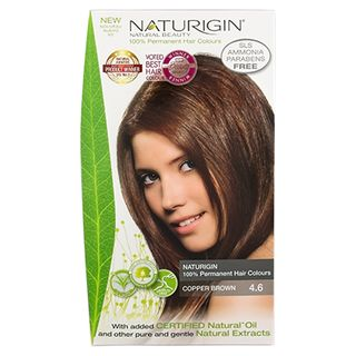COPPER BROWN 4.6 BOX COLOUR Naturigin