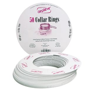 CAN COLLARS 50pk Depileve