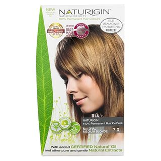 NATURAL MEDIUM BLONDE 7.0 BOX COLOUR Nat