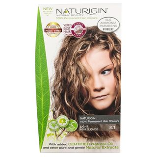 LIGHT ASH BLONDE 8.1 BOX COLOUR Naturigi