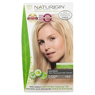 PLATINUM BLONDE 10.0 BOX COLOUR Naturigi