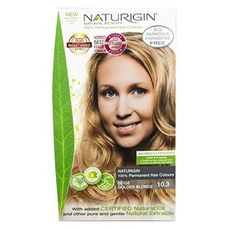 BEIGE GOLDEN BLONDE 10.3 BOX COLOUR Natu