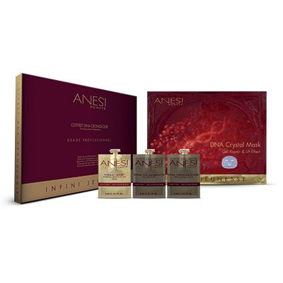 COFFRET DNA Cronologie (4 Treatments)
